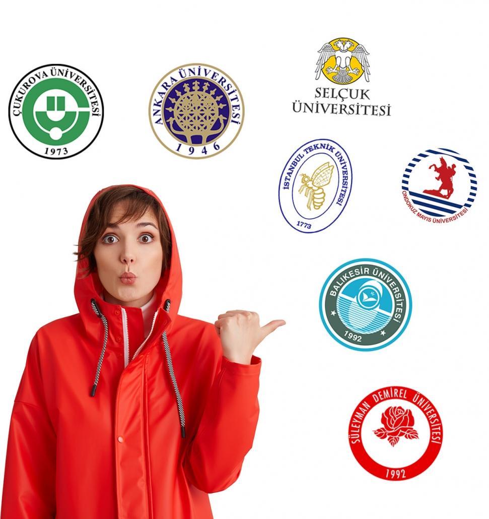 دانشگاه های ترکیه مورد تایید وزارت علوم ایران