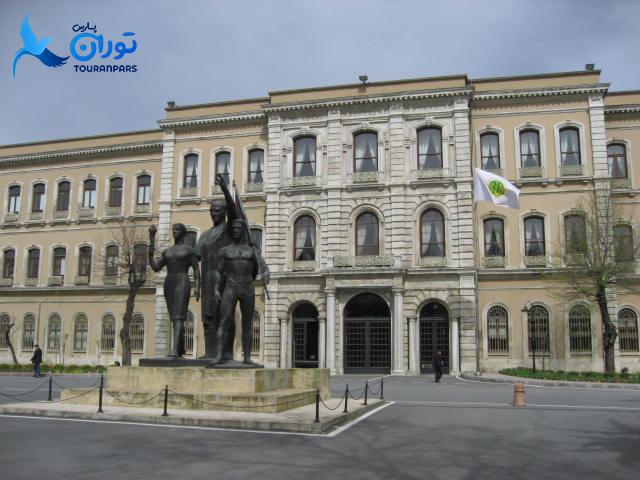 دانشگاه استانبول در یک نگاه