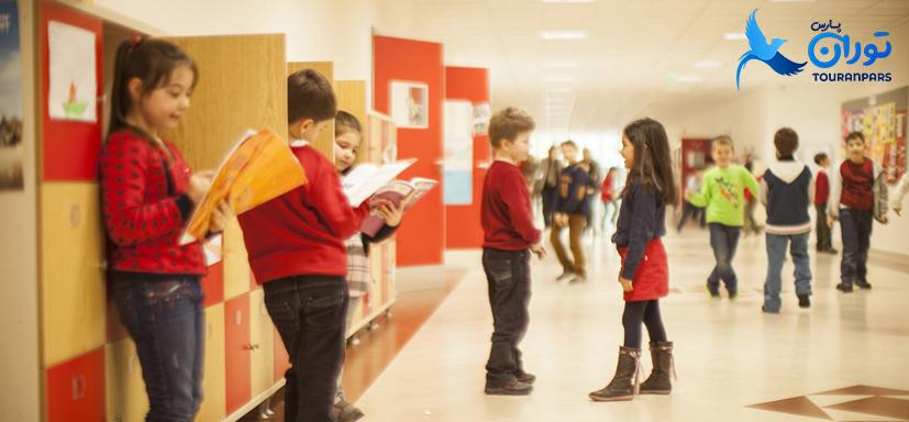 امکانات مدارس ترکیه