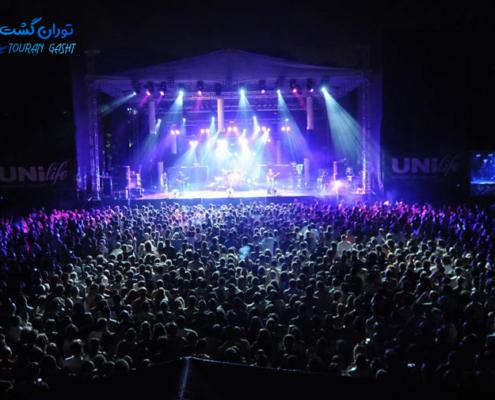 جشنواره در ترکیه