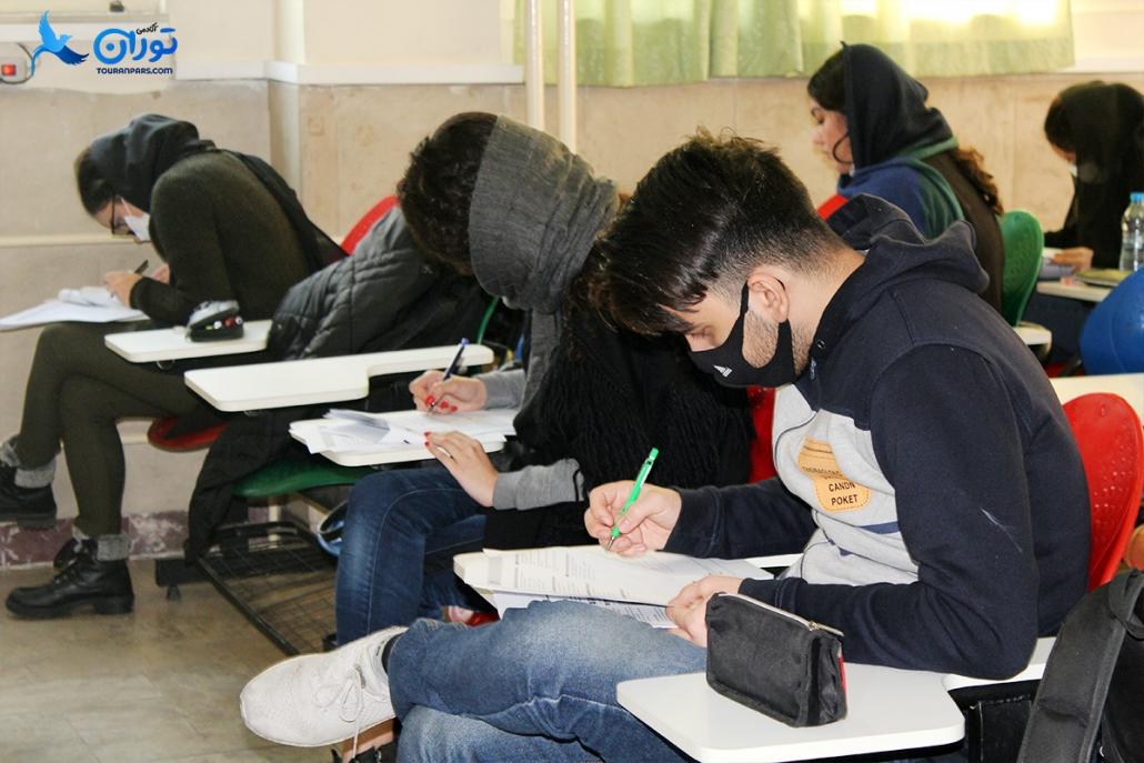 کلاس SAT تهران
