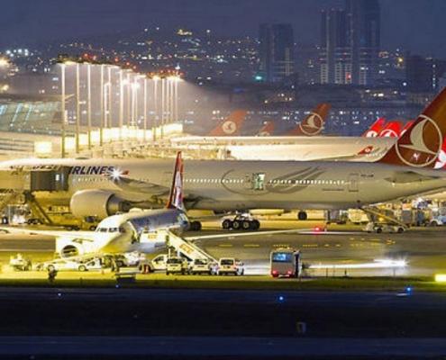 فرودگاه اتاتورک
