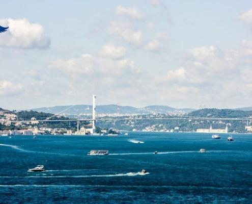 مقایسه آنکارا و استانبول