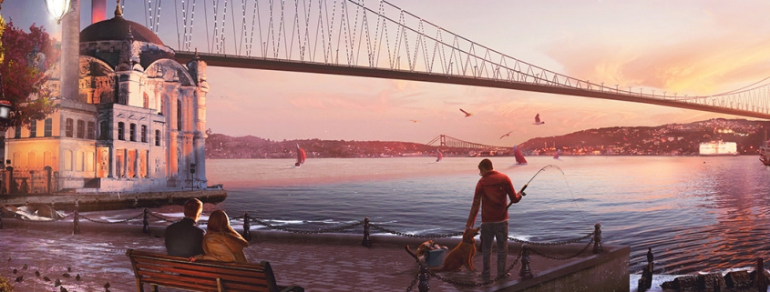 سفر مجردی به ترکیه