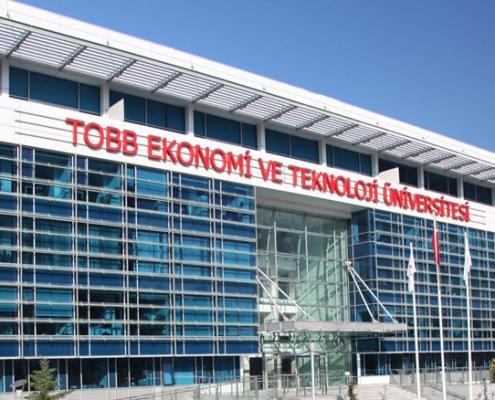 دانشگاه توب ترکیه