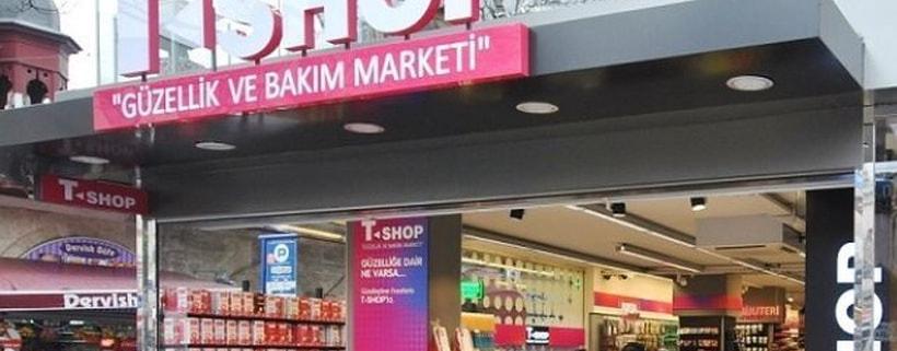 فروشگاه لوازم آرایشی و بهداشتی در ترکیه