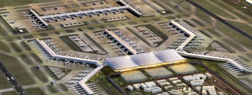 فرودگاه جدید ترکیه