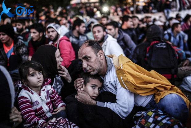 پناهندگان در ترکیه