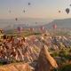 شهر بالن ها ترکیه