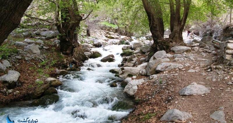 روستای مال آقا خوزستان