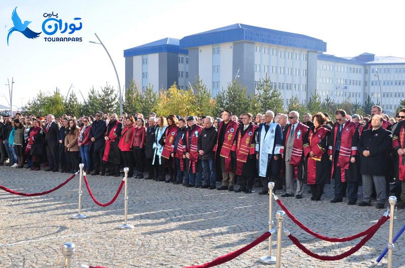 فرصت های بورس تحصیلی در دانشگاه قفقاز