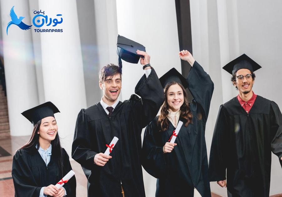 امکانات رفاهی دانشگاه ارجیس ترکیه