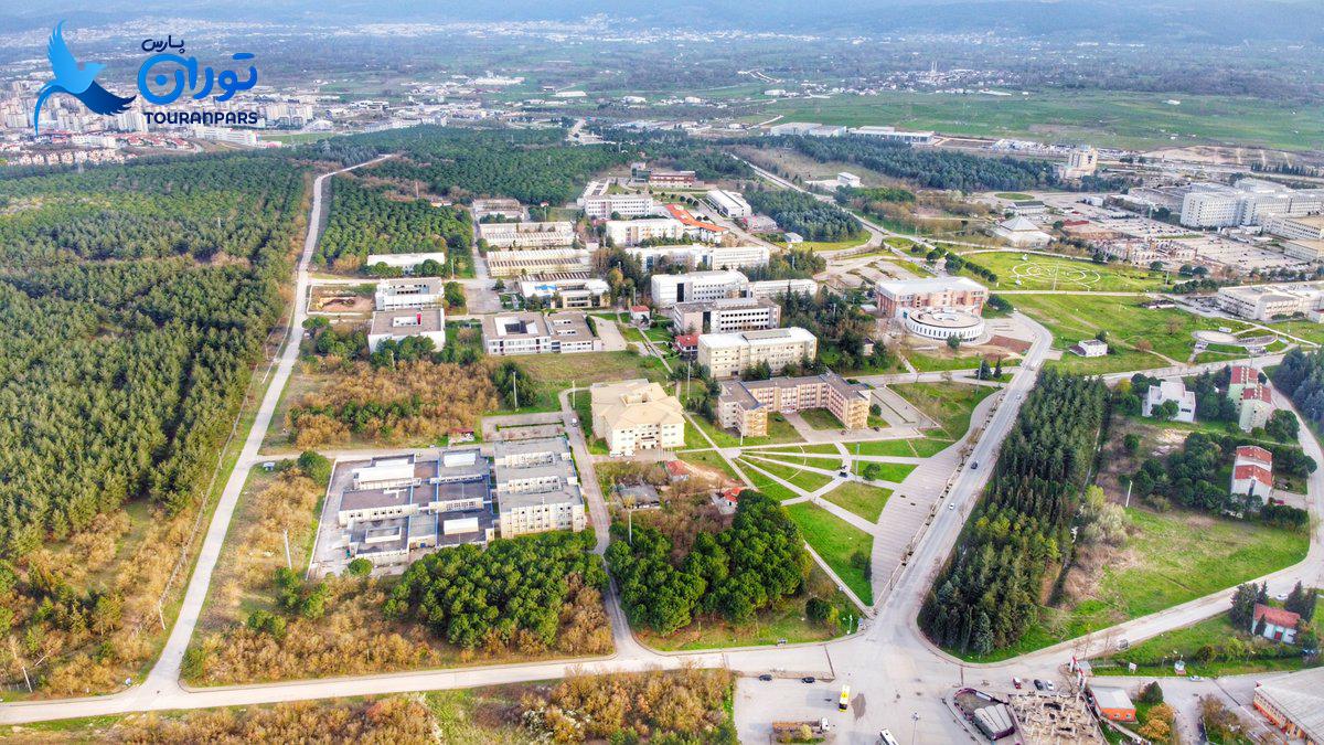دانشگاه الوداغ ترکیه
