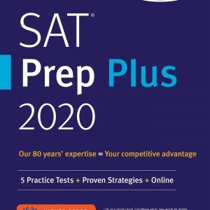 SAT Prep Plus 2020