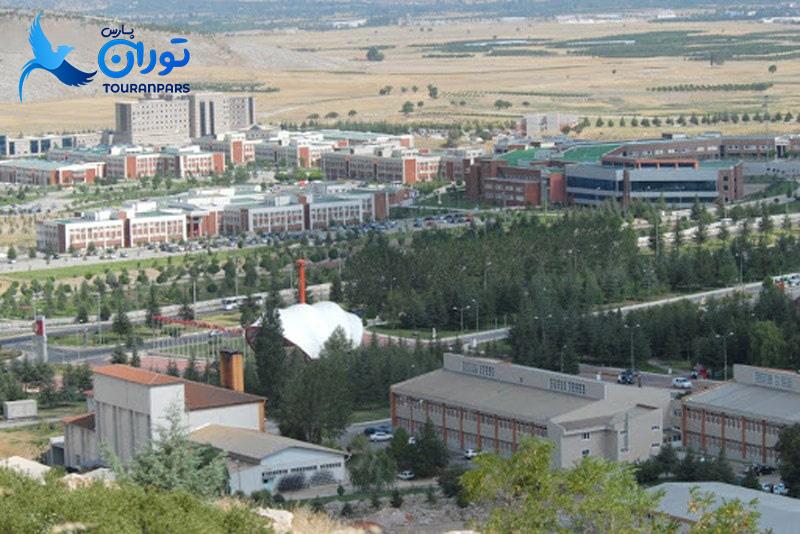 دانشکده های سلیمان دمیرل
