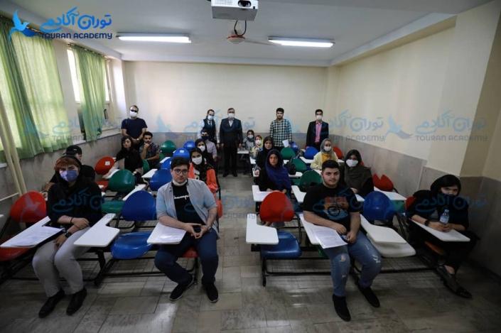 دوره SAT ایران