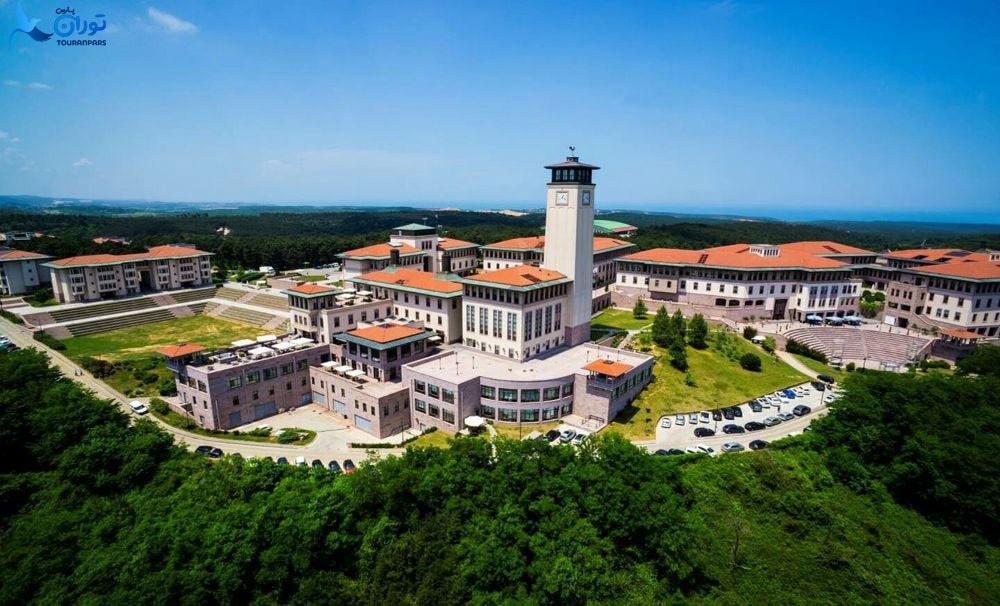 دانشگاه کوچ ( Koc University )