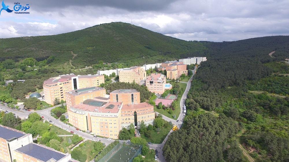 دانشگاه یدی تپه ( Yeditepe University )