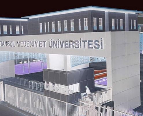 دانشگاه مدنیت استانبول