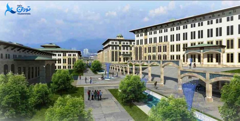 تحصیل در دانشگاه مدرنیته ترکیه