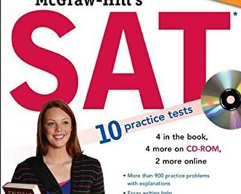 دانلود کتاب McGraw Hill's SAT