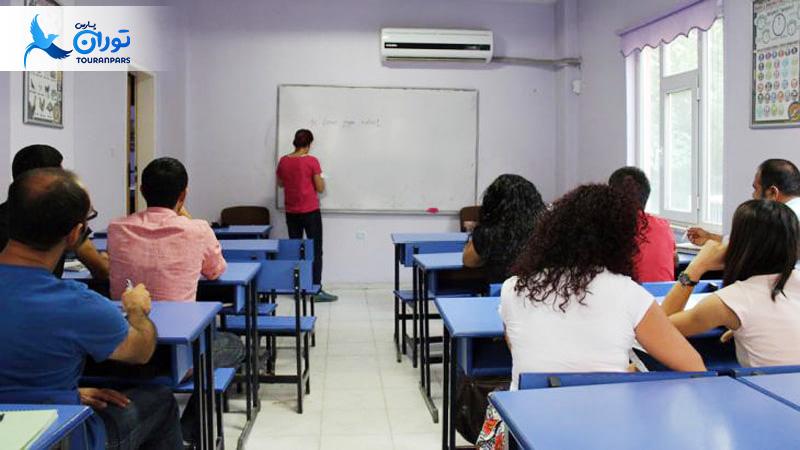 شرایط تحصیل در دبیرستانهای ترکیه